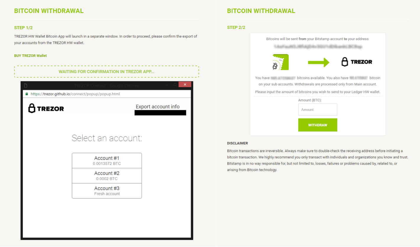 Withdraw bitcoins from bitstamp news mgm sports betting odds